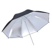 Зонт-отражатель NiceFoto Ordinary umbrella reflector SUO-Ø33″(83cm)
